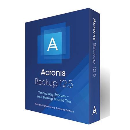 Acronis Advanced Workstation 12.5