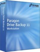 Paragon Drive Backup 11 Workstation