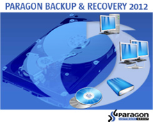 Paragon Backup & Recovery 2012