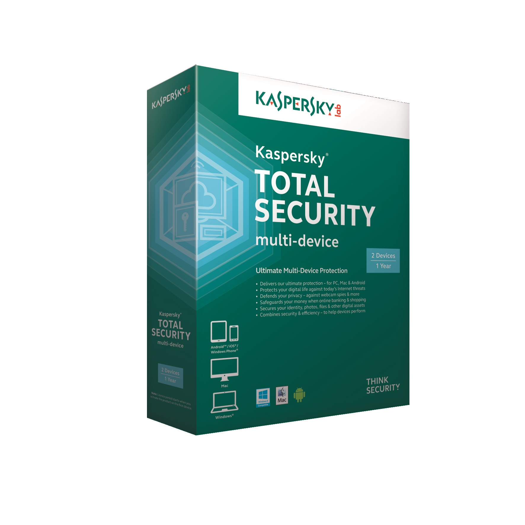 Kaspersky Total Security 2016 Multi Device