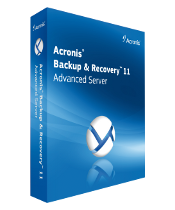 Acronis Advanced Server