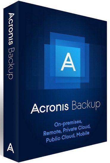 Acronis Backup Microsoft SQL server